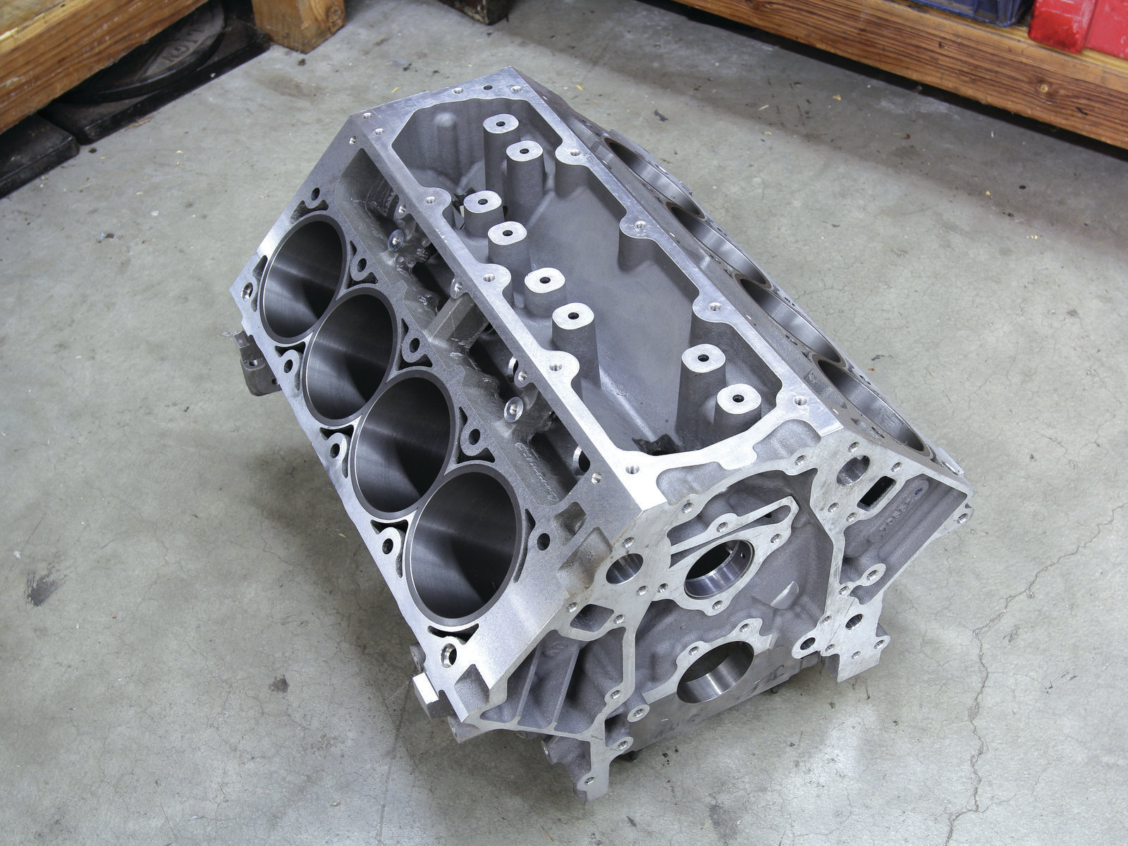 All Ls Passengercar Blocks Are Aluminum And Most Truck Powerplants