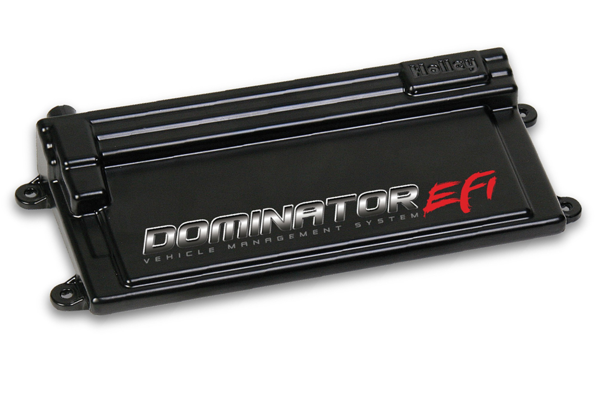 hight resolution of holley s flagship dominator ecu also works with the gen iii hemi plug and play