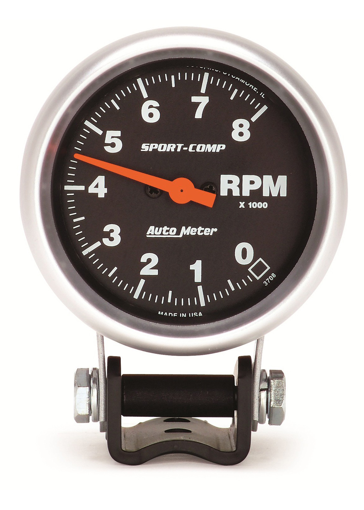 hight resolution of  u s made air core electronic movements that resist vibration and provide extremely accurate motion this compact mini tach has a street price of around