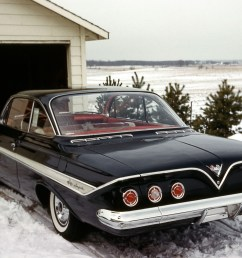 on a snowy february day royce jolley took delivery of his brand new 1961 [ 1986 x 1318 Pixel ]