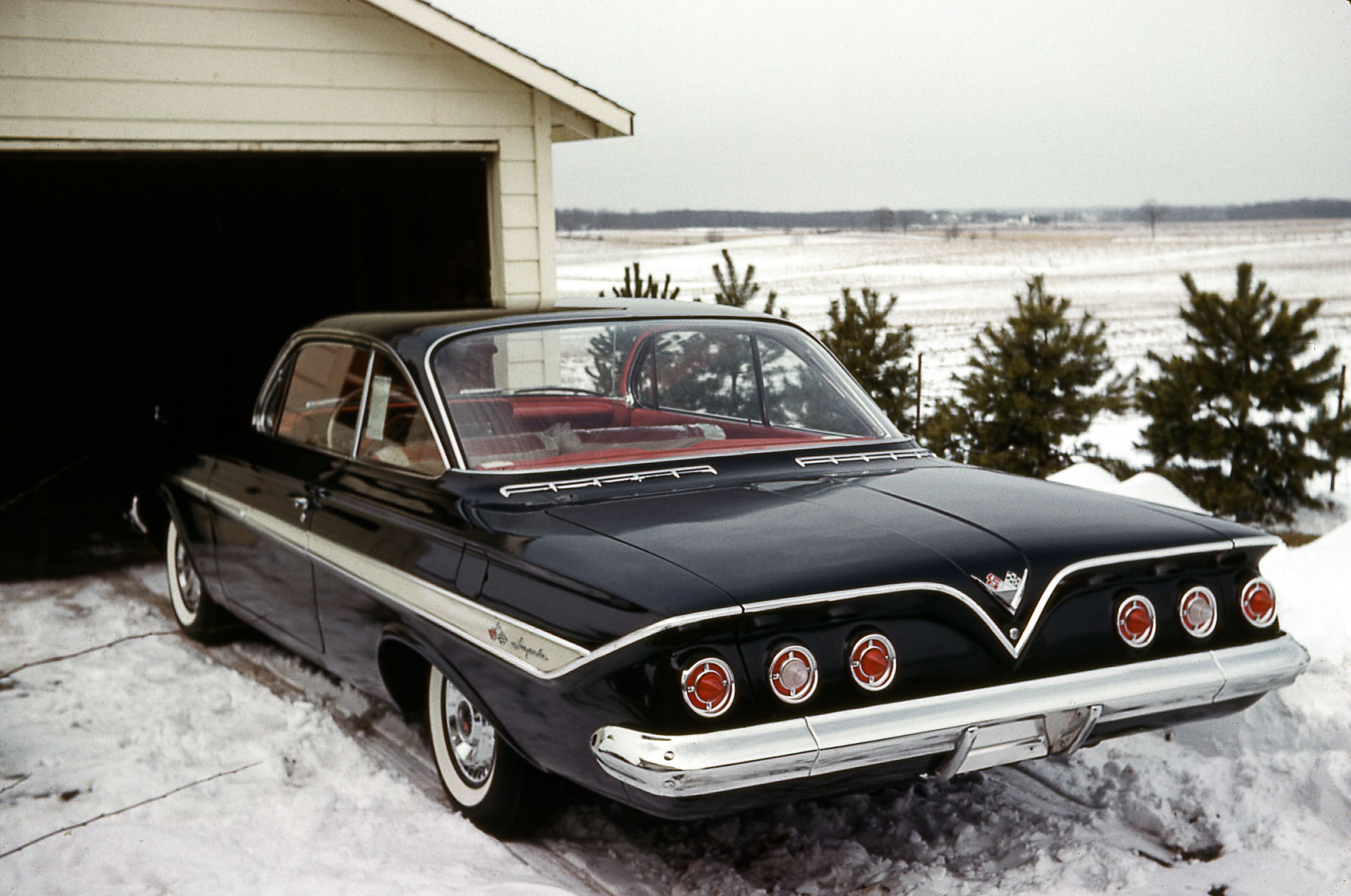 hight resolution of on a snowy february day royce jolley took delivery of his brand new 1961