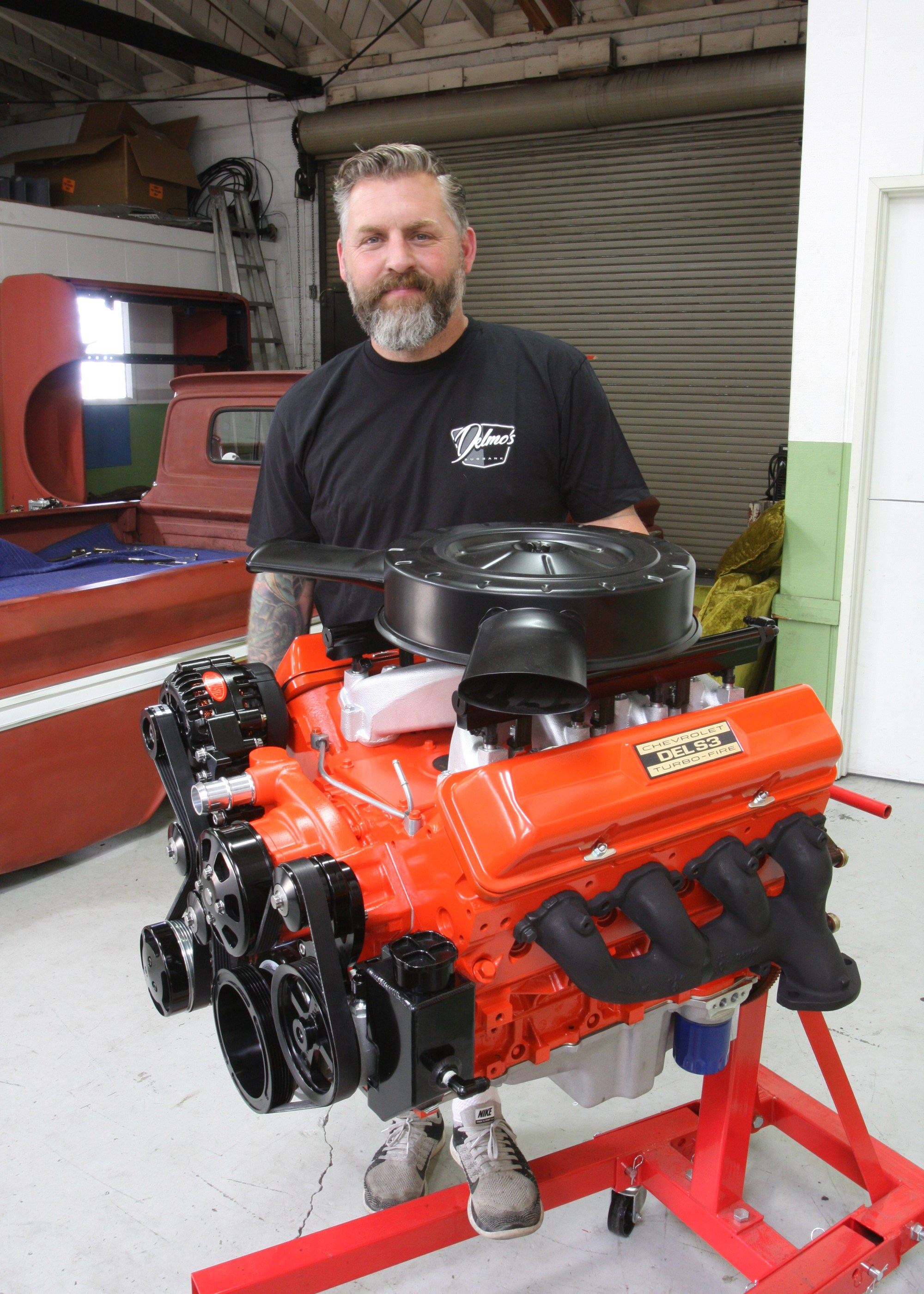 hight resolution of you won t believe this traditional chevy engine is an ls3 hot rod network