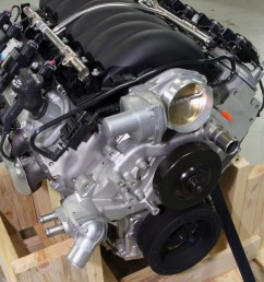 you won t believe this traditional chevy engine is an ls3 hot rod network [ 1671 x 2340 Pixel ]