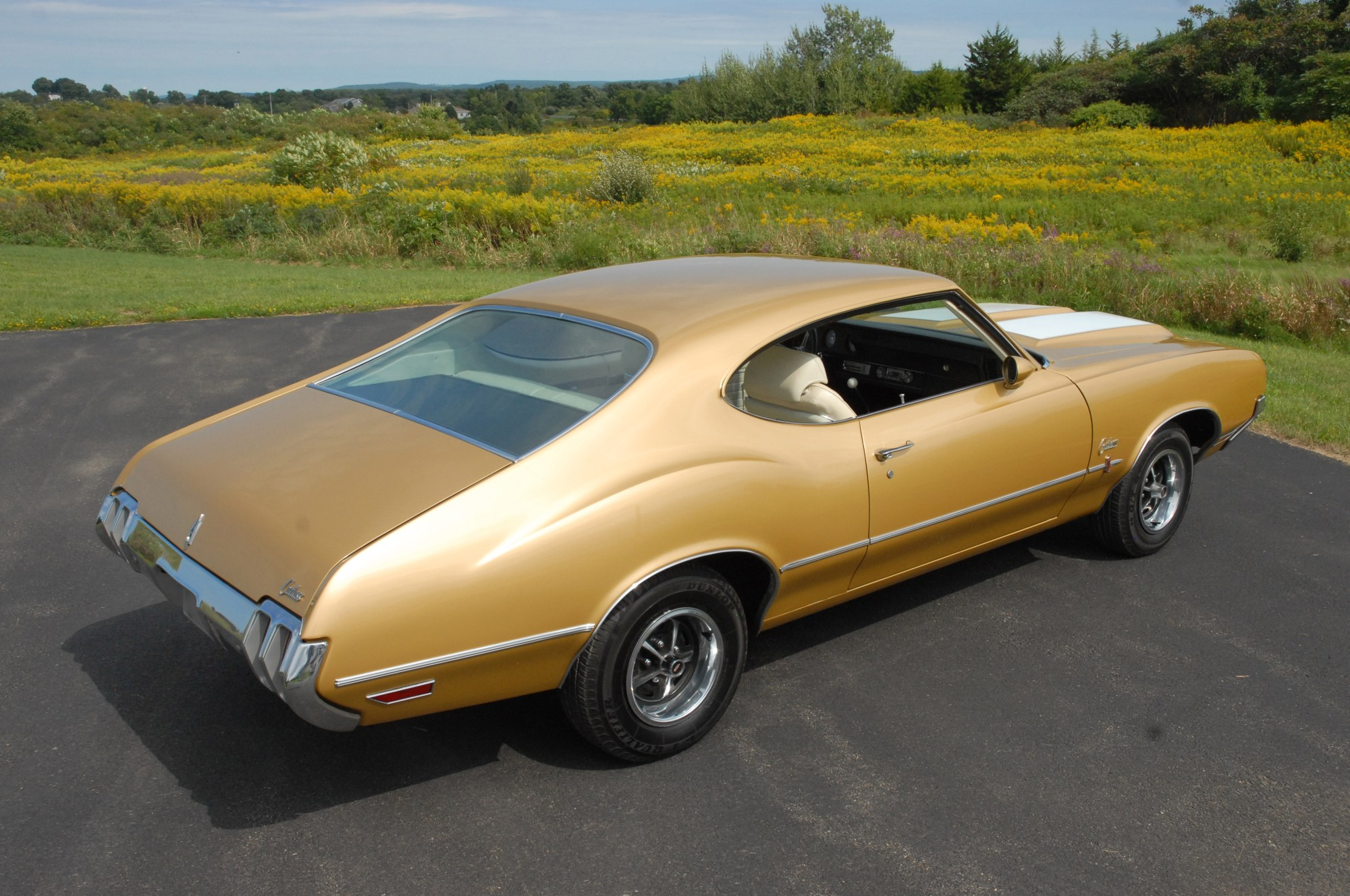 hight resolution of weird options set this 1970 oldsmobile cutlass s apart from the rest hot rod network