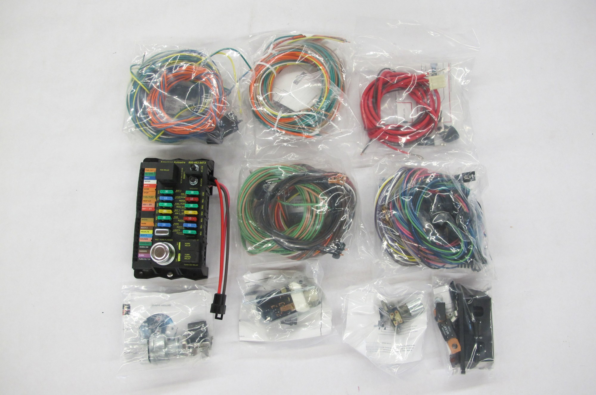hight resolution of wiring simplified do it yourself with an american autowire kit