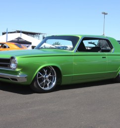 this green means go dart built by big oak garage is the other pentastar car to get a detroit autorama great 8 pick and a top 100 award in 2015  [ 2039 x 1360 Pixel ]