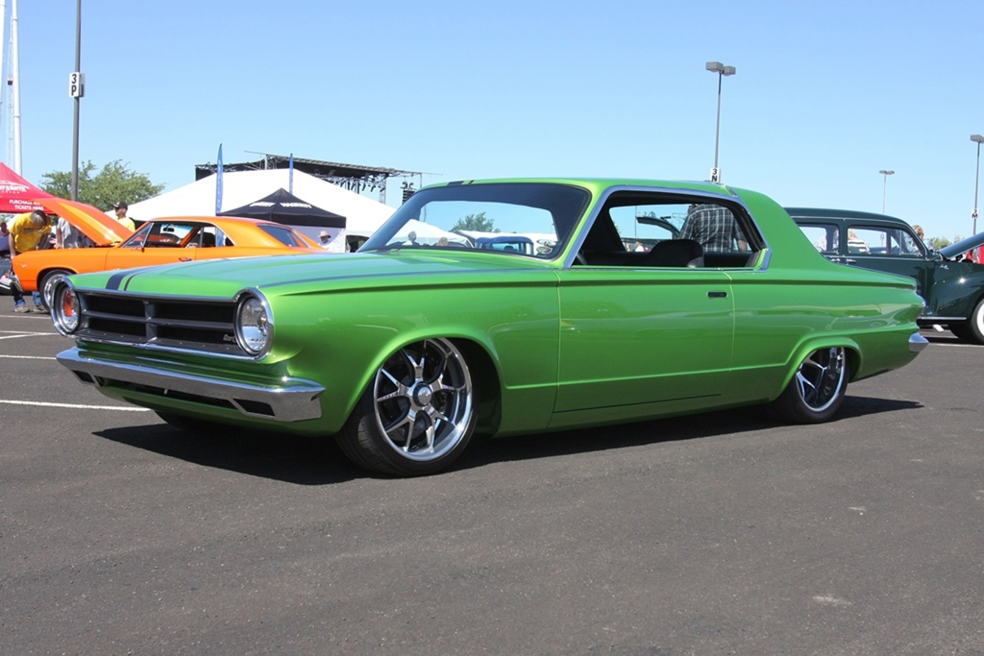 hight resolution of this green means go dart built by big oak garage is the other pentastar car to get a detroit autorama great 8 pick and a top 100 award in 2015
