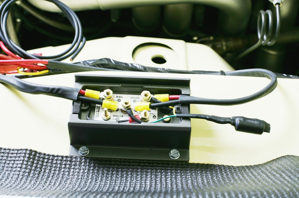 medium resolution of the derale fan controller can save your electrical wiring hot rod electric relay