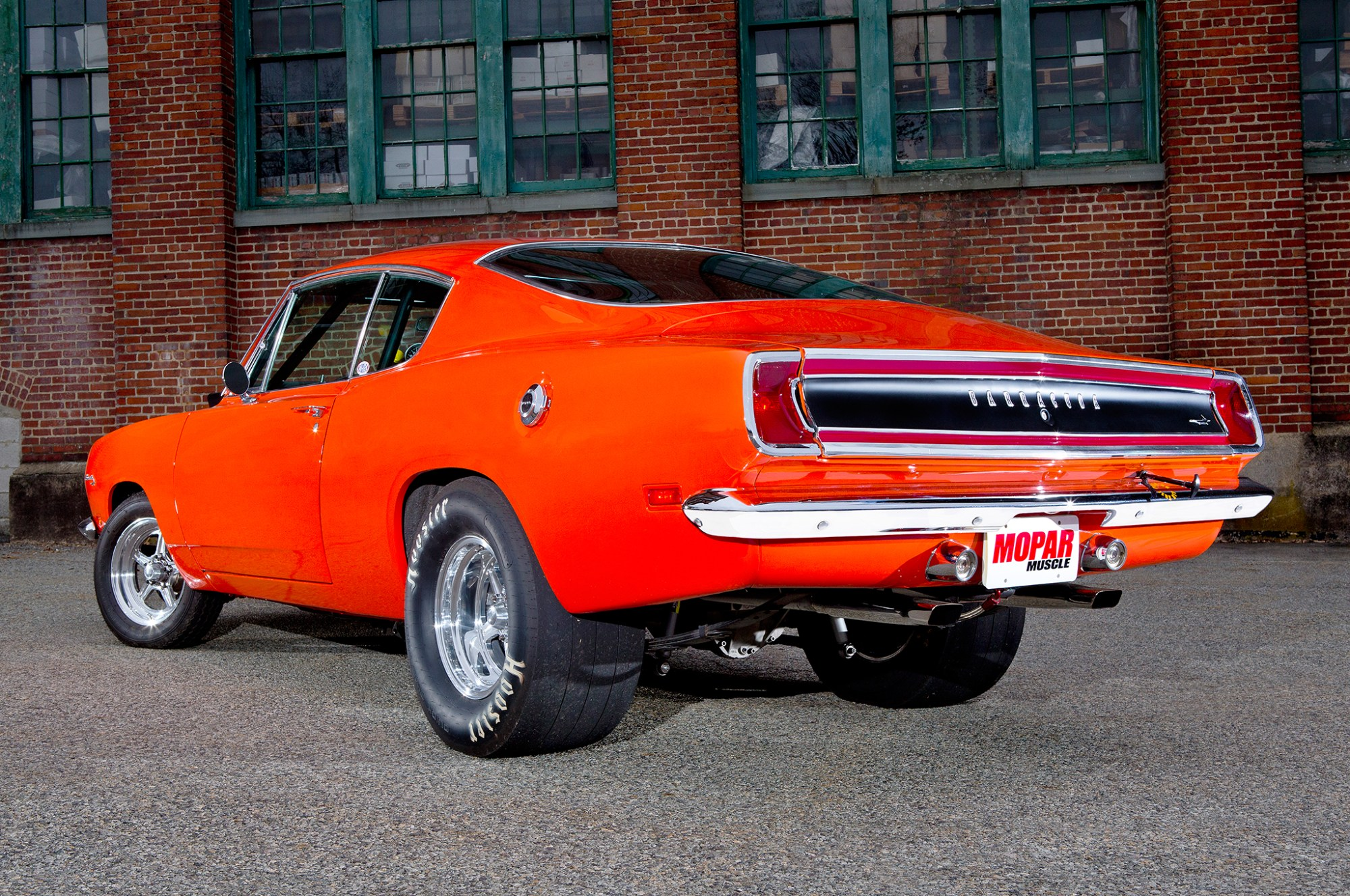 hight resolution of build a 720hp 1969 plymouth barracuda hot rod network