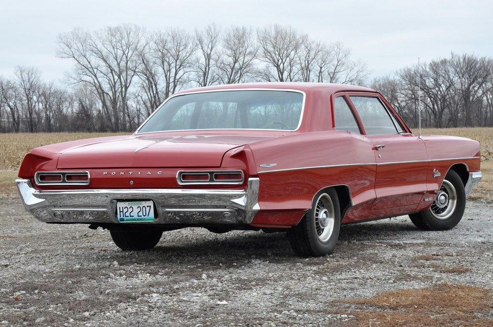 medium resolution of 1966 pontiac catalina 421 h o gives new meaning to the term full floater hot rod network