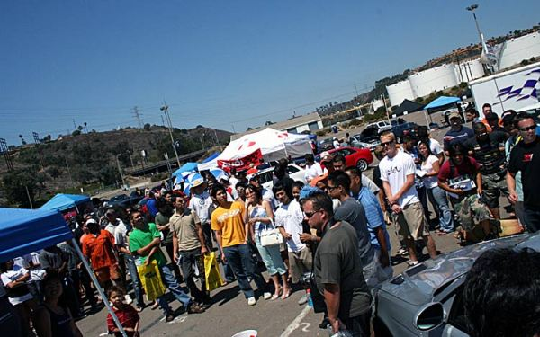 2007 Big SocalEuro Gathering Event Coverage Motor Trend