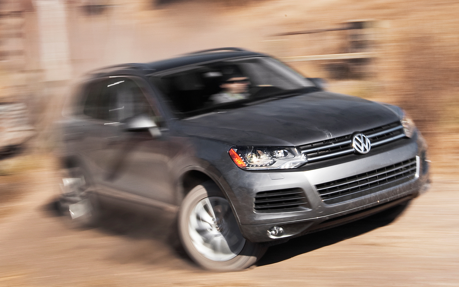 small resolution of first test 2011 volkswagen touareg