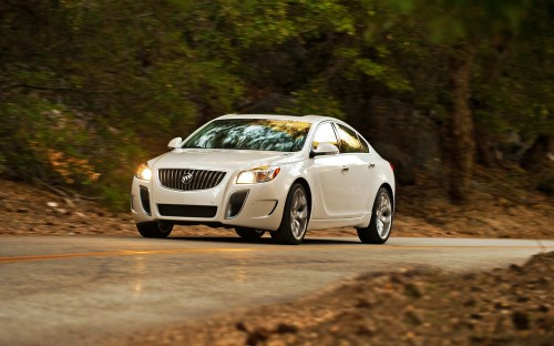 small resolution of first test 2012 buick regal gs