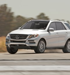 first test 2012 mercedes benz ml350 4matic and bluetec [ 1500 x 938 Pixel ]