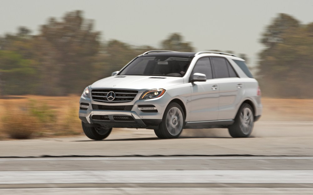 medium resolution of first test 2012 mercedes benz ml350 4matic and bluetec