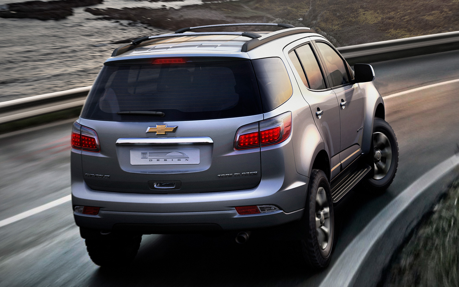 small resolution of production spec chevrolet trailblazer debuts in thailand