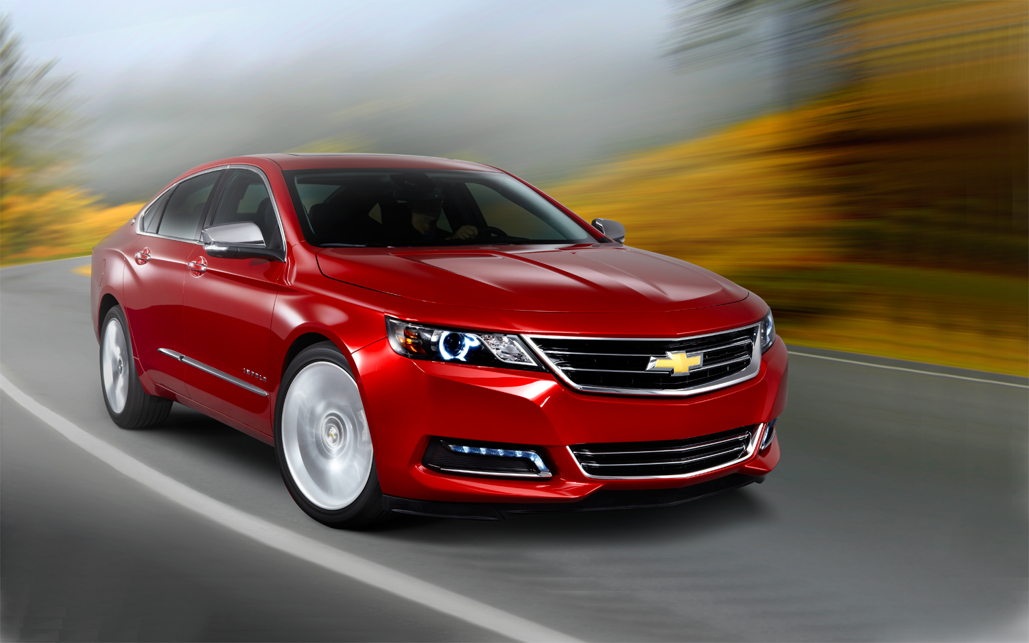 medium resolution of 2014 chevrolet impala in depth