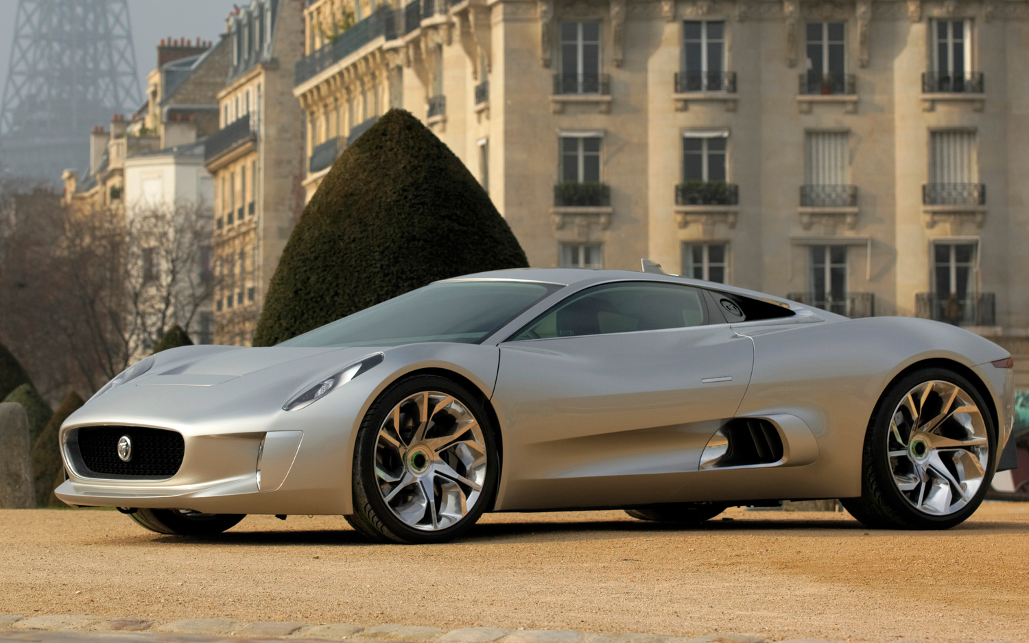 hight resolution of we hear jaguar c x75 will rev to 10 000 rpm use 500 hp 1 6l engine