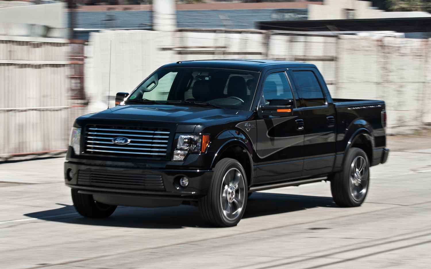 2012 ford f 150 supercrew harley davidson edition first test [ 1500 x 938 Pixel ]