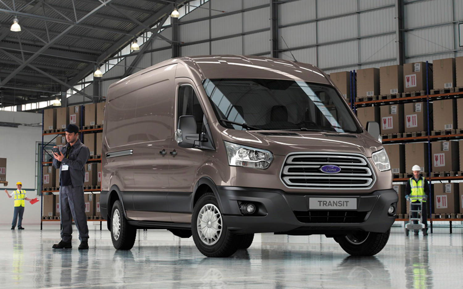 ford transit transit connect vans teased before u s launch [ 1500 x 938 Pixel ]