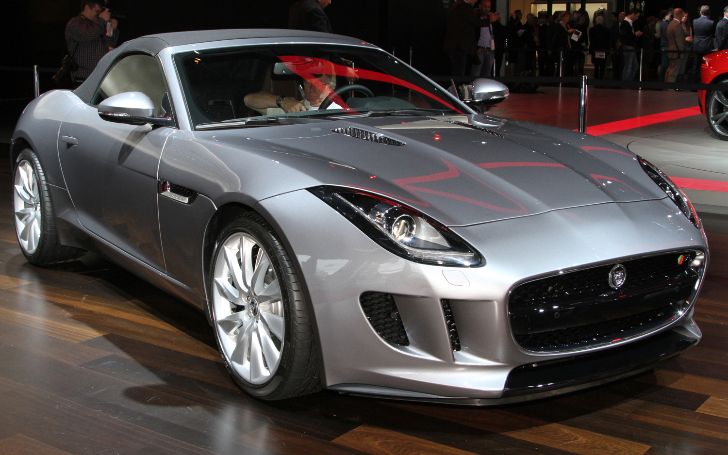 small resolution of 2014 jaguar f type first look