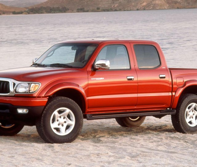 Toyota Tacoma Trucks Recalled For Spare Tire Issue