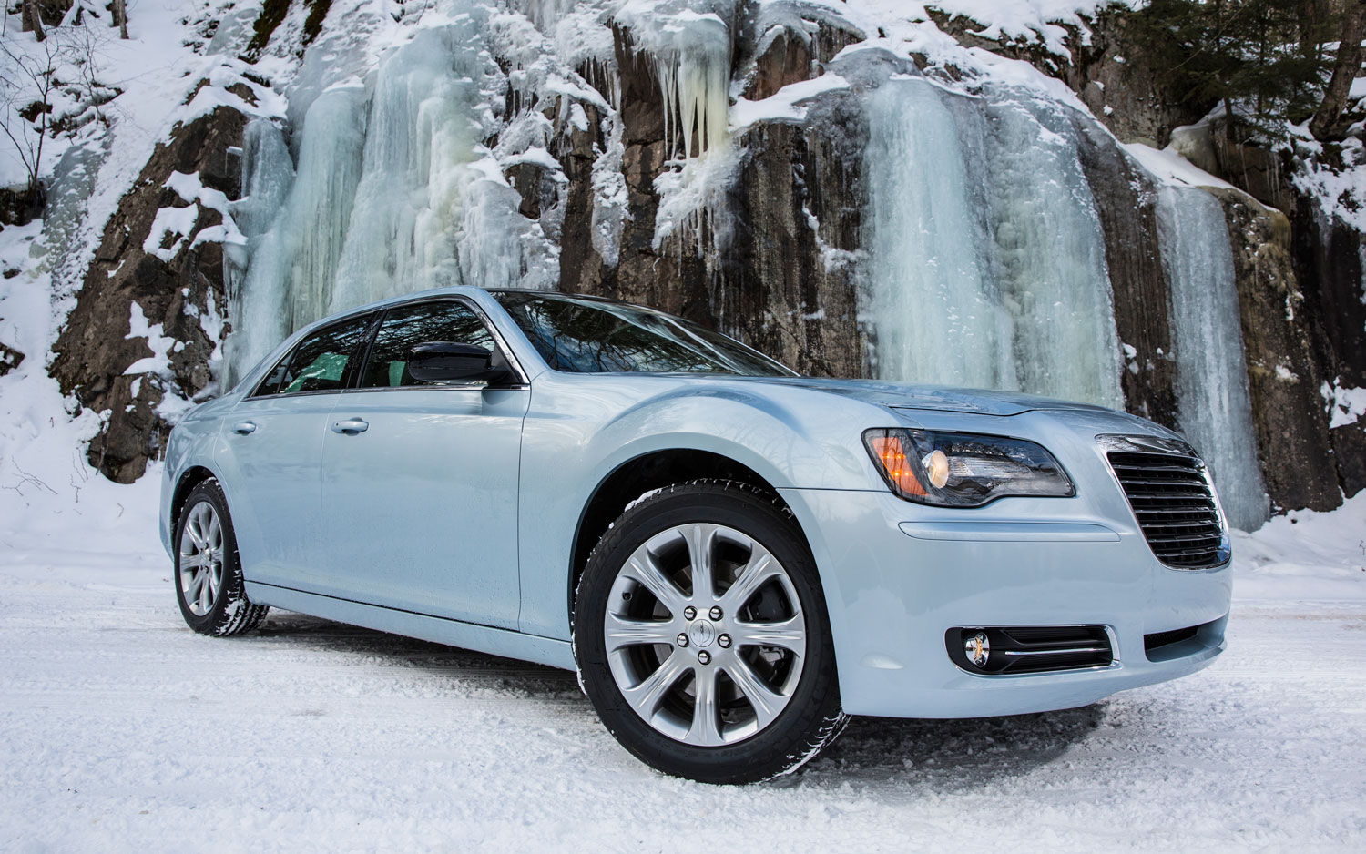 small resolution of cold as ice 2013 chrysler 300 glacier edition priced at 37 840