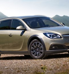 opel insignia country tourer could become buick regal crossover [ 2048 x 1360 Pixel ]