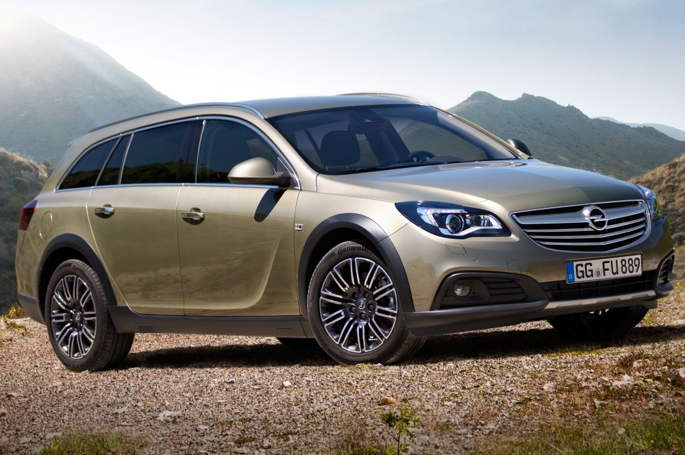 medium resolution of opel insignia country tourer could become buick regal crossover