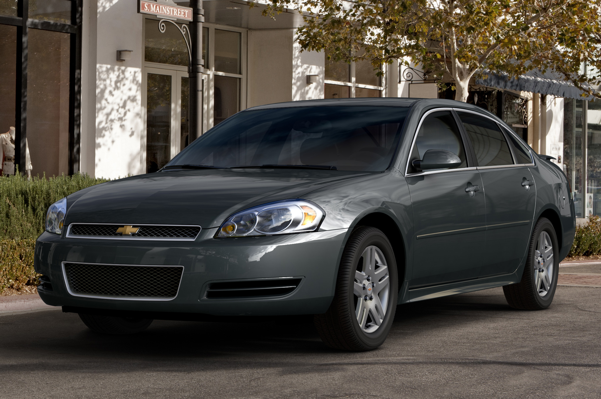 chevrolet impala limited production extended to 2016 for fleet use [ 2048 x 1360 Pixel ]