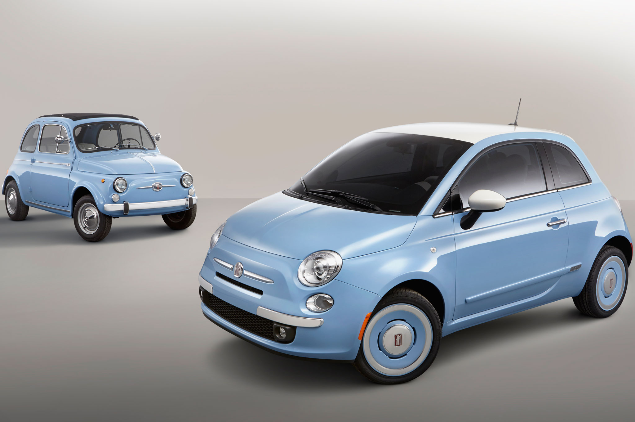 medium resolution of 2014 fiat 500 1957 edition celebrates nameplate s 57th anniversary