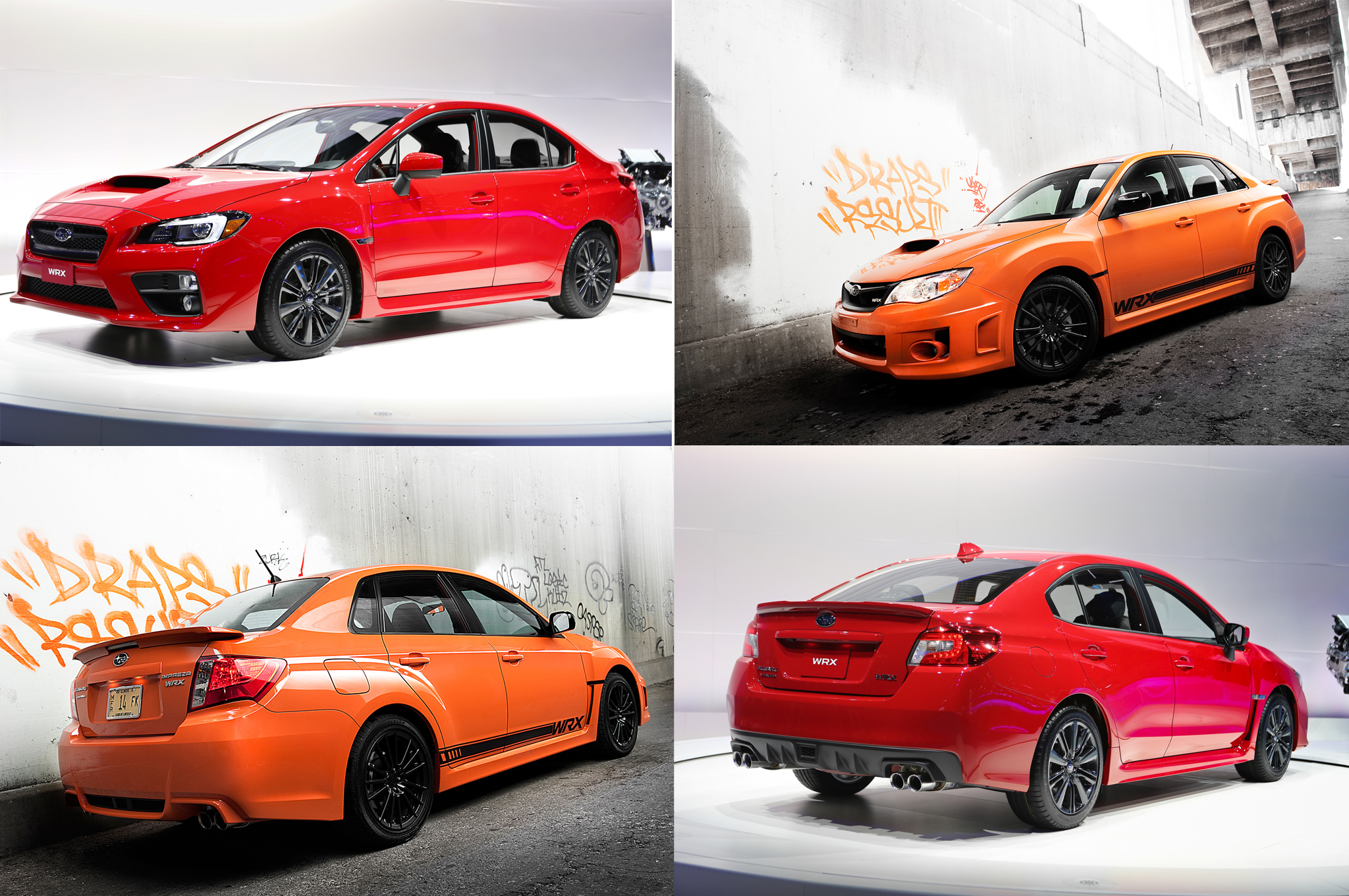 hight resolution of refreshing or revolting 2015 subaru wrx