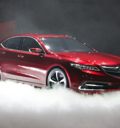 acura tlx prototype unveiled brings sexy back to brand [ 2048 x 1360 Pixel ]