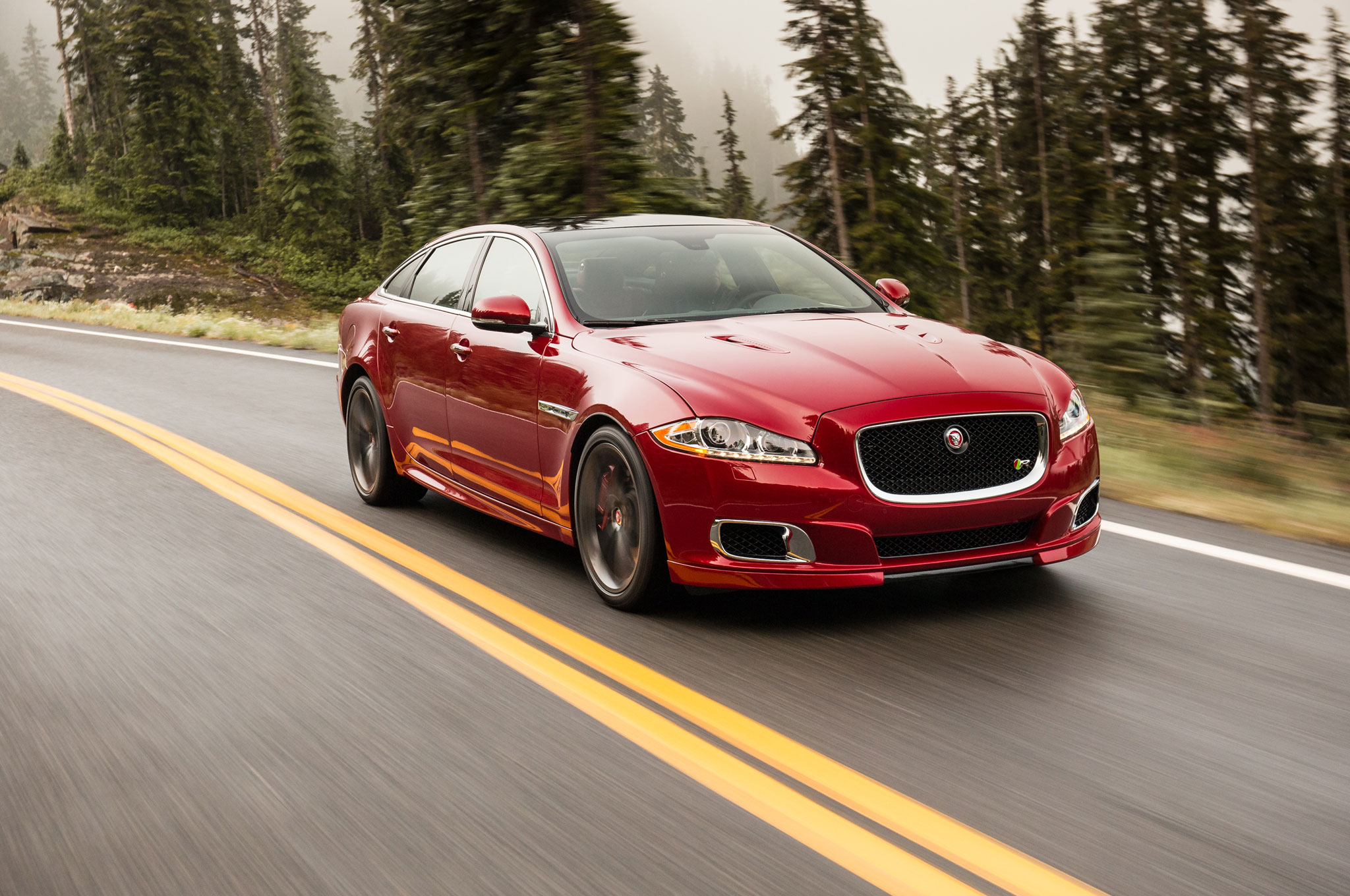 2014 jaguar xjr long wheelbase quick drive [ 2048 x 1360 Pixel ]