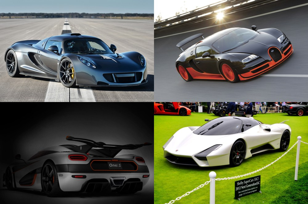 medium resolution of totd which production car will reach 300 mph first