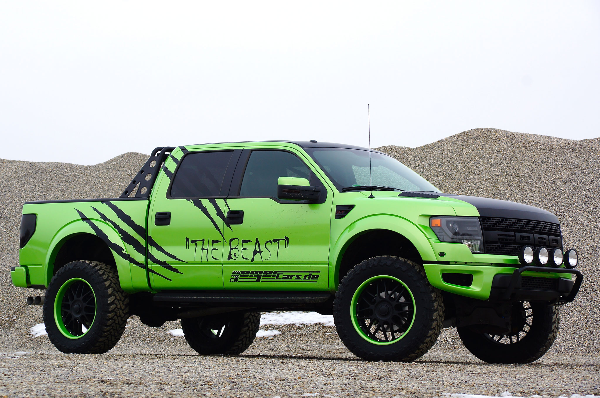 german tuner geiger cars launches 572 hp ford f 150 svt raptor [ 2048 x 1360 Pixel ]