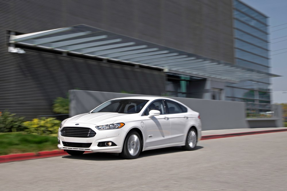 medium resolution of 2014 ford fusion energi phev first test