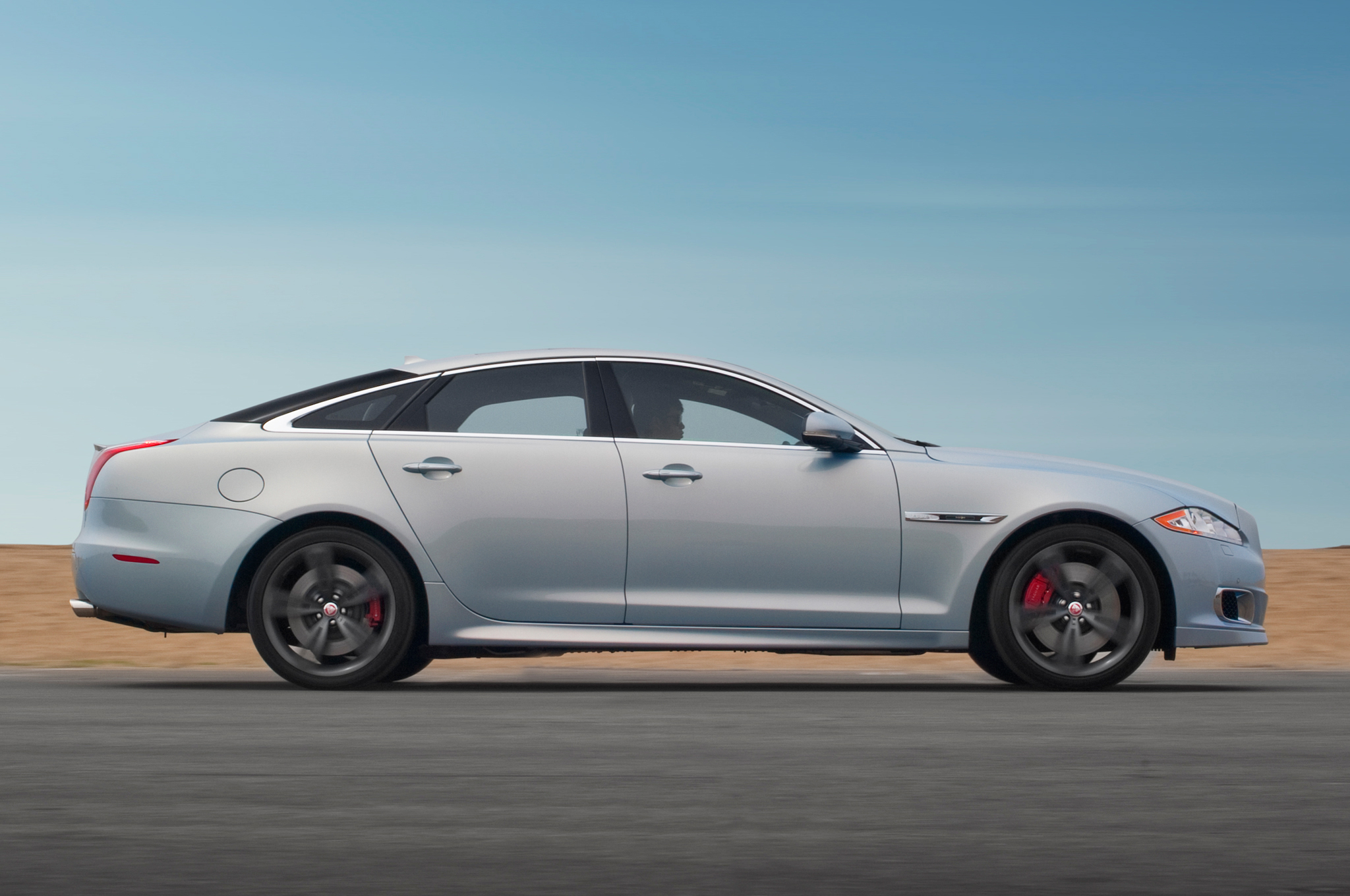 medium resolution of 2014 jaguar xjr first test