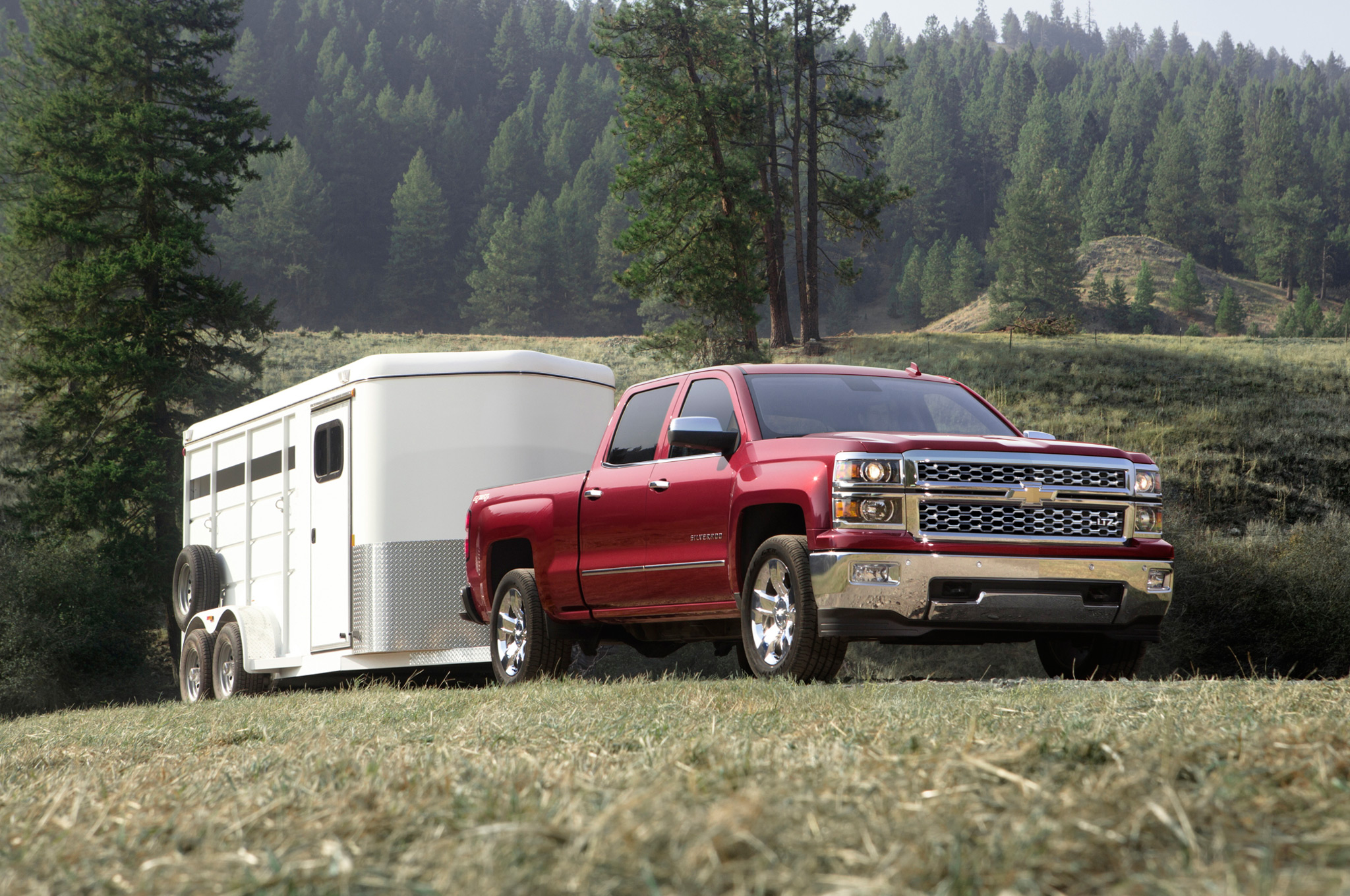 update light duty gm pickup max tow rating unchanged by switch to sae standard [ 2048 x 1360 Pixel ]