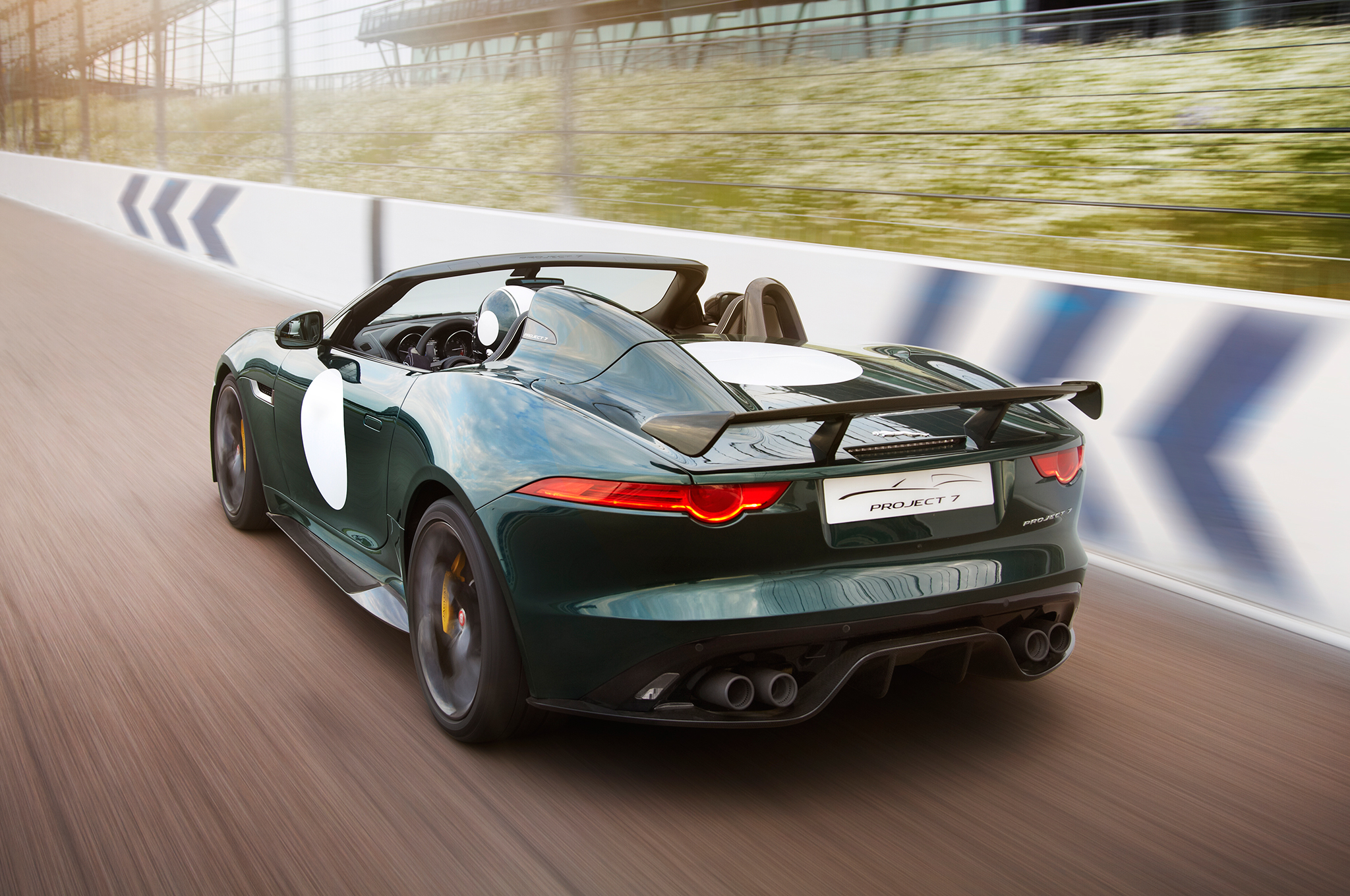 medium resolution of 567 hp jaguar f type project 7 production model revealed