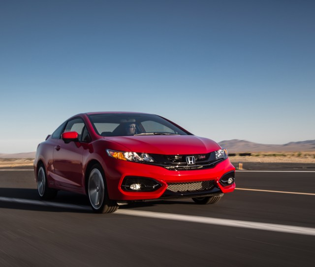 2014 Honda Civic Si Coupe First Test