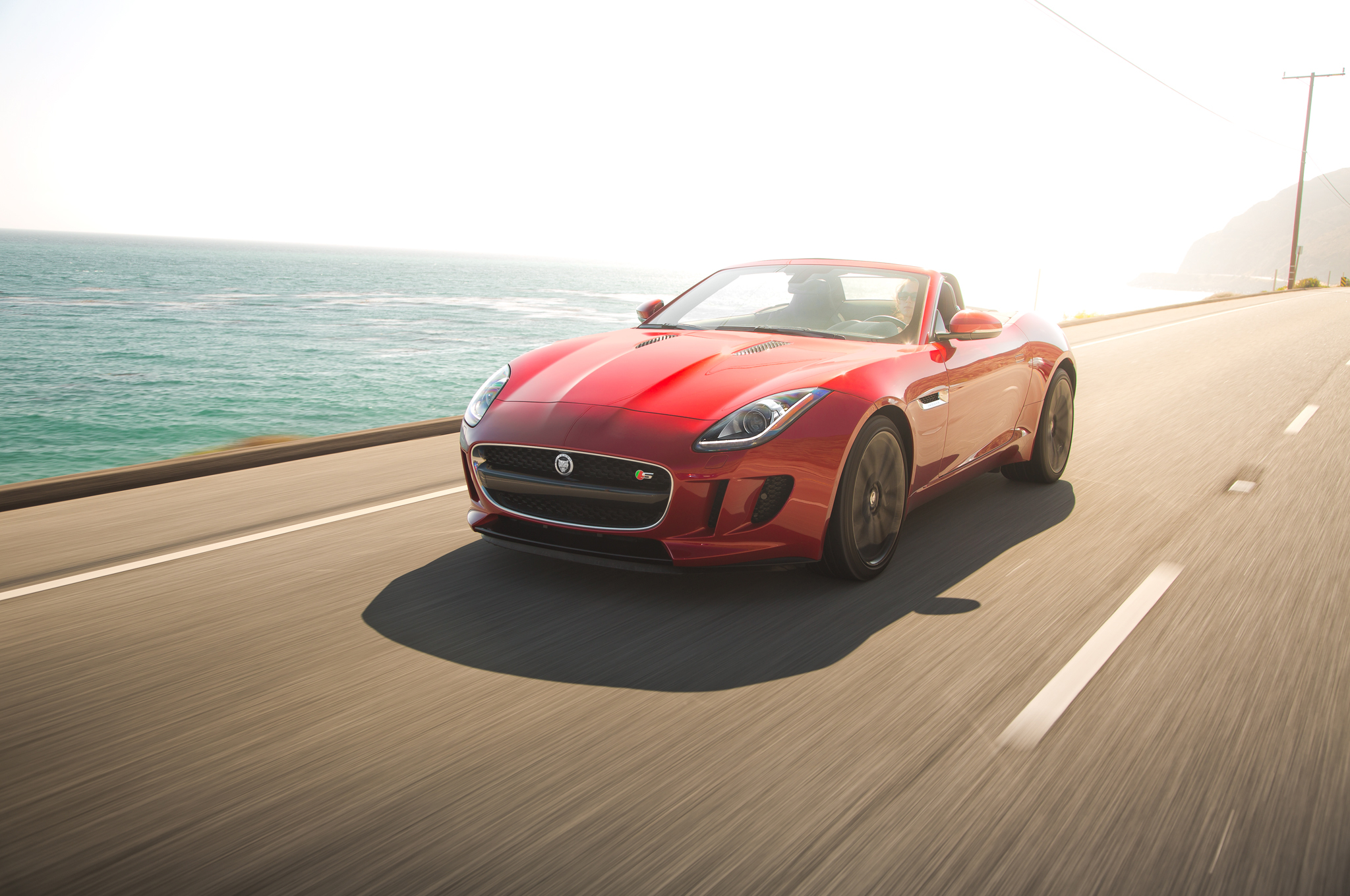 medium resolution of 2014 jaguar f type s v 6 convertible long term update 2