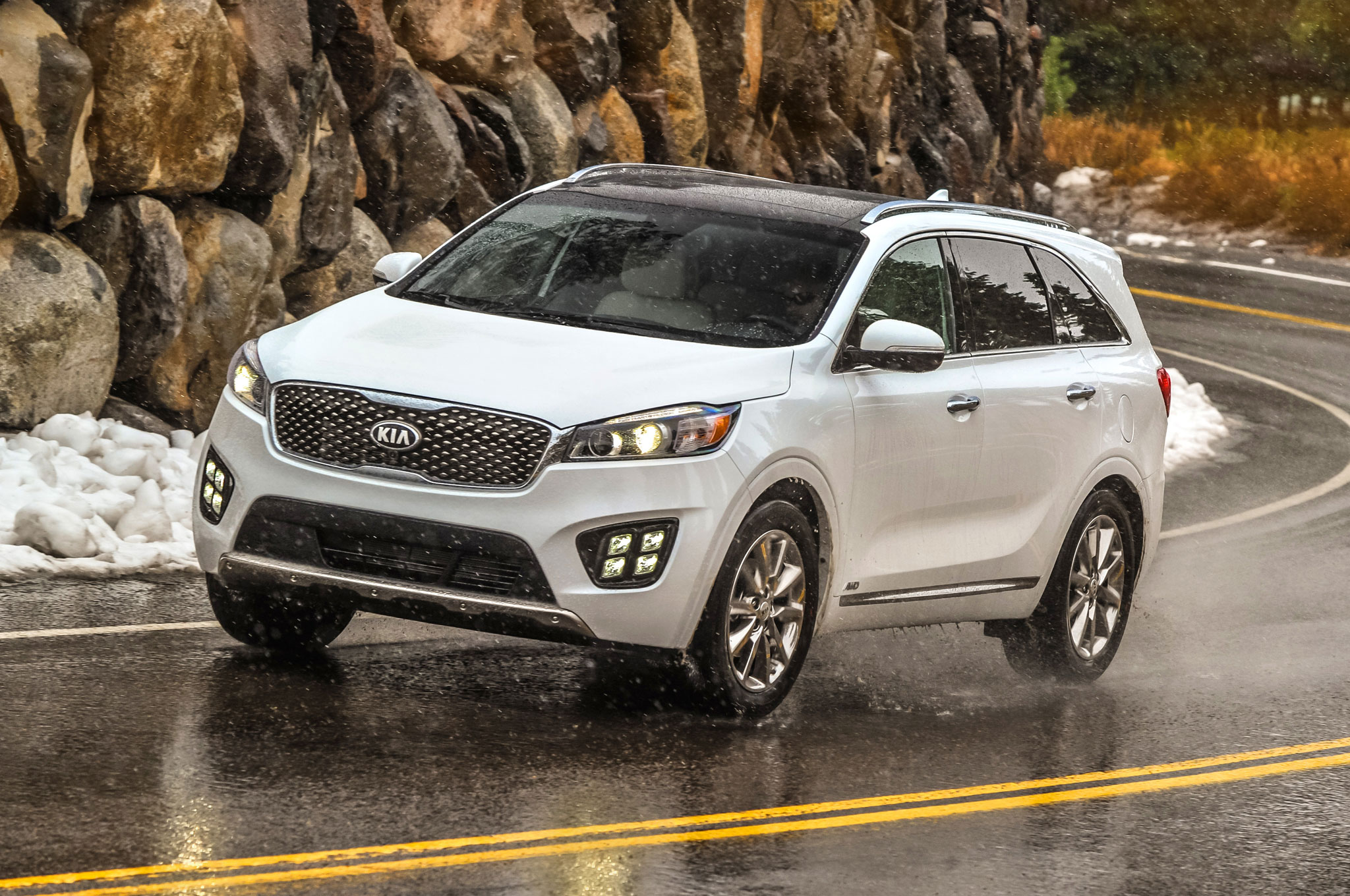 hight resolution of 2016 kia sorento first drive