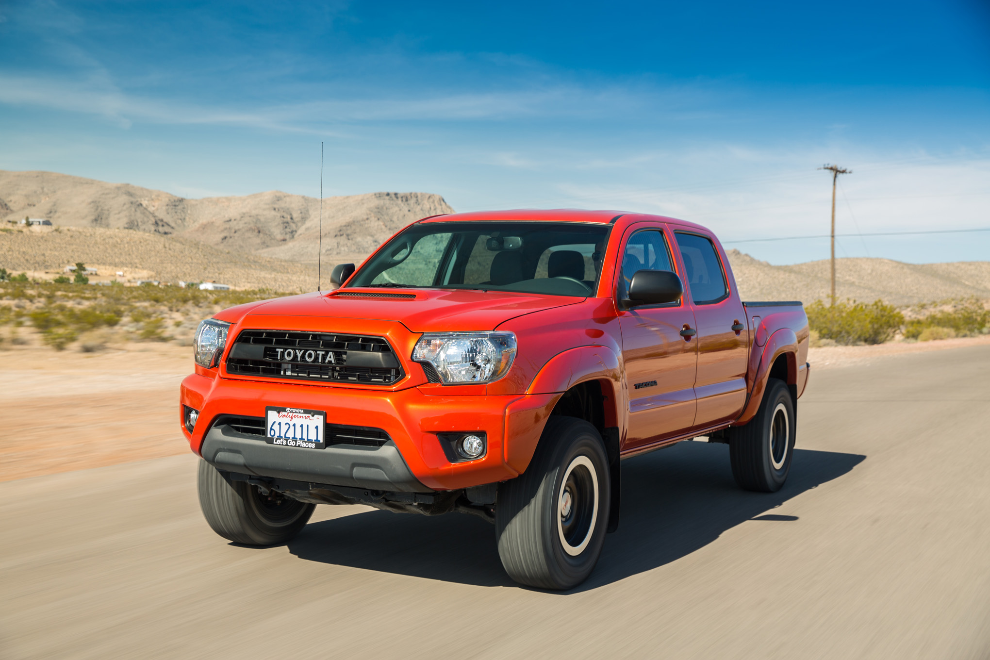 hight resolution of 20 years of the toyota tacoma and beyond a look through the years motortrend