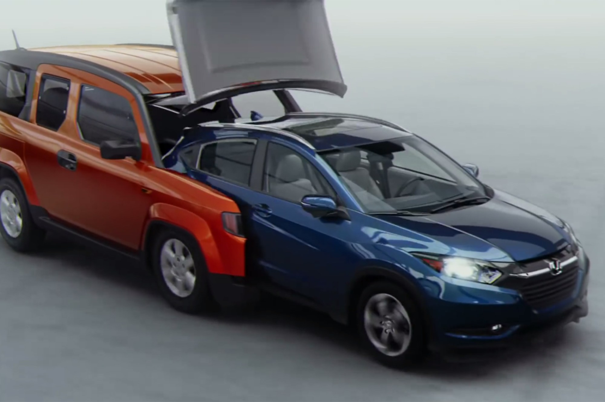 hight resolution of 2016 honda hr v ad features 7 hondas from the past