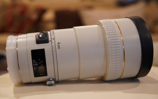 Sony A Mount Adapter Issues | Enthusiast Photography Blog