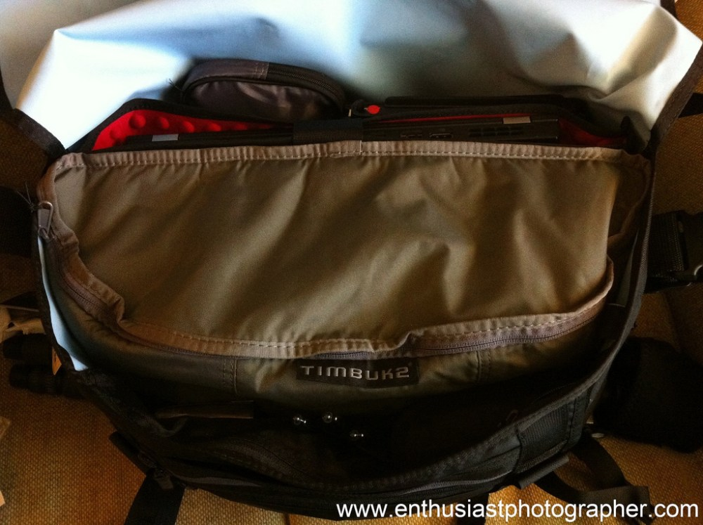 Timbuk2 Laptop Messenger Review - Part 2 (6/6)