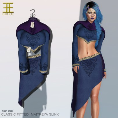 Fairy Nightsongs Outfit in Blue