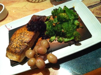 Carrabba's Rogers, AR; Enticing Healthy Eating