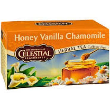 Celestial Honey Chamomile Tea; Enticing Healthy Eating